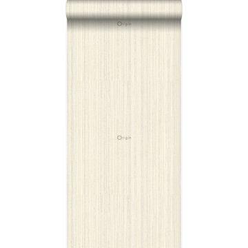 Tapete Textur Crême-Weiß