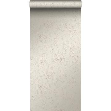 Tapete Metall-Optik Silber