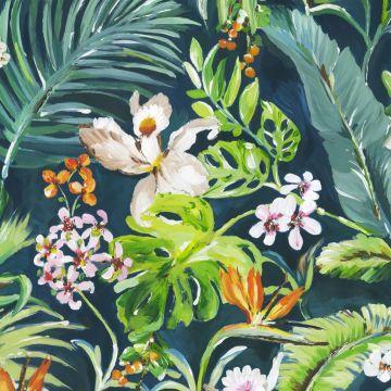 Fototapete tropische Motive Grün
