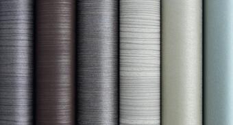Essentials plain textured wallpaper
